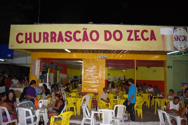 ESPETINHO DO ZECA BAR -  NA ZONA NORTE