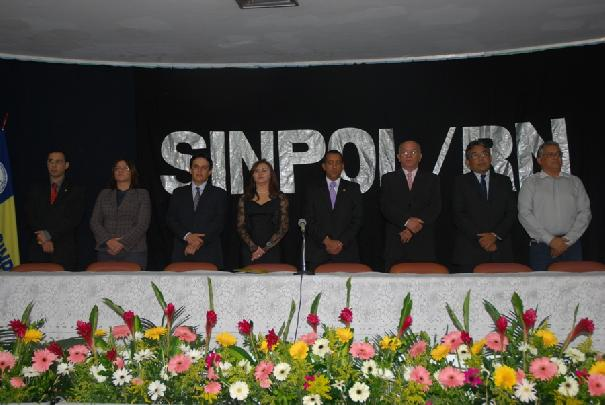 POSSE DA NOVA DIRETORIA DO SINPOL/RN