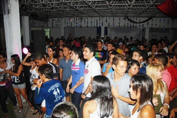Last Party no CENEP  agitou a juventude  10.12