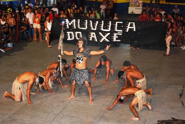 4º FEST DANCE MUVUCA DO AXÉ - ALBUM -01